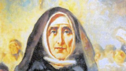 Jeanne Jugan, founder of the Little Sisters of the Poor, is to be canonized today in Rome.