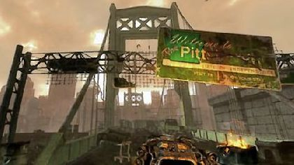 "In ""The Pitt,"" players wage war in a post-apocalyptic Pittsburgh and fight among what's left of several city landmarks."
