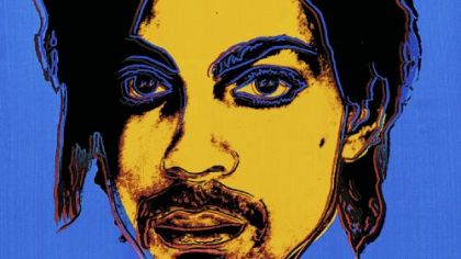 "Andy Warhol captured many a musical icon, such as this 1984 portrait of Prince.  ""Warhol Live: Music and Dance in Andy Warhol's Work"" at the Warhol Museum focused on Warhol's artwork inspired by music and the performing arts."