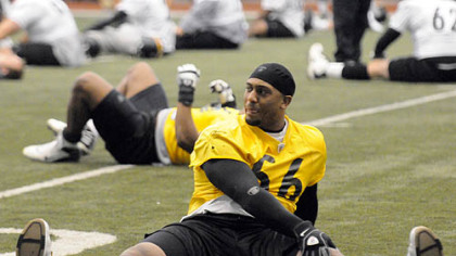 "Steelers linebacker LaMarr Woodley on his team's postseason hopes: ""No one wants to see Pittsburgh in there. That's just how it is. Everybody knows we're a dangerous team once we get into the playoffs no matter how we played throughout the whole year."