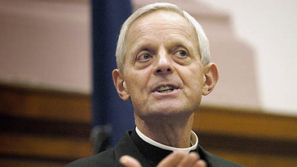 Archbishop Donald Wuerl has been under media scrutiny.