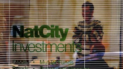 A NatCity Investments office in Cleveland.