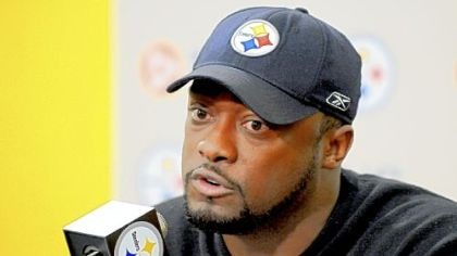 "Steelers coach Mike Tomlin: ""Moving forward this week and beyond, we can't continue to do what we've been doing and assume that that pattern of behavior is going to change and those outcomes are going to change."""