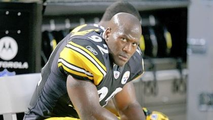 Steelers linebacker James Harrison was named the AFC Defensive Player of the Month for October.