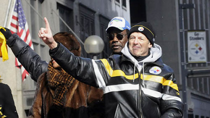 Somewhere, somehow, defensive coordinators like the Steelers' Dick LeBeau, pictured, lost the ability to just call a blitz, order a blitz, signal a blitz, send in a blitz, or even just blitz. They suddenly were forced to Dial Up A Blitz.