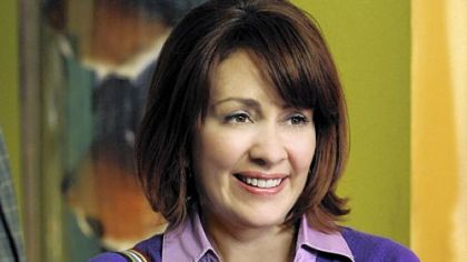Patricia Heaton is back in mom mode in the new comedy &quot;The Middle.&quot;