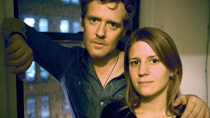 Glen Hansard and Marketa Irglova -- The Swell Season -- brought their Oscar-winning ways to the Byham.